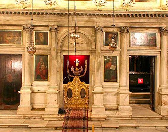 Церковь св. Спиридона Тримифунтского (г. Керкира, о. Корфу), Saint Spyridon church (Corfu)