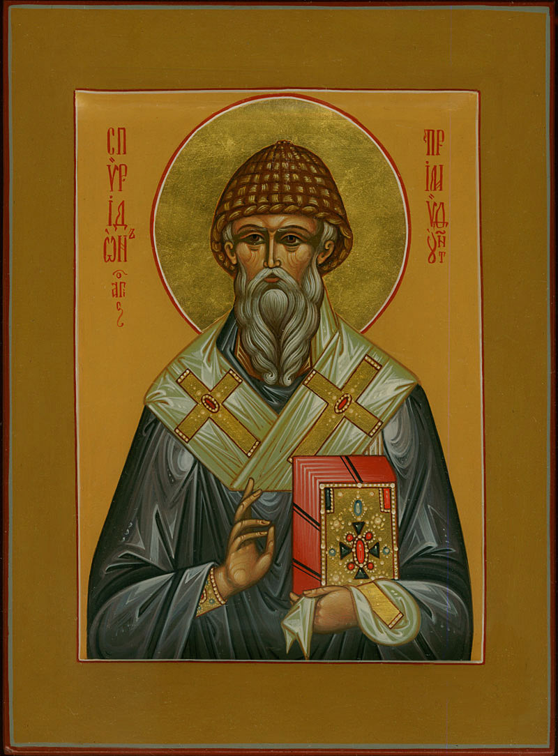 икона тримифунтский: